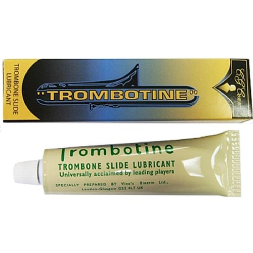 Creme para vara de Trombone, Trombotine.