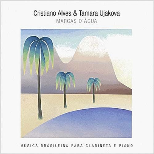 CD Cristiano Alves & Tamara Ujakova - Marcas D'Água