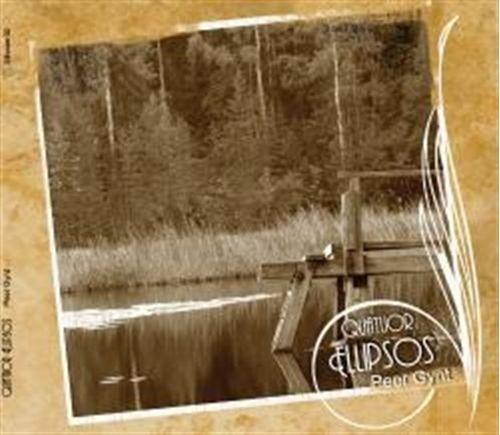 CD Quatuor Ellipsos - Peer Gynt