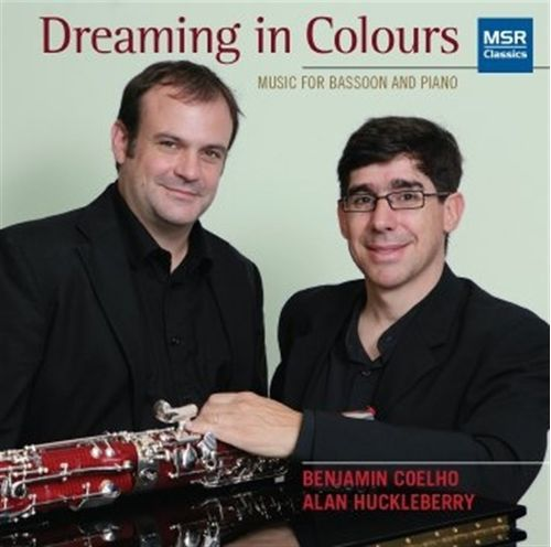 CD Benjamin Coelho & Alan Huckleberry - Dreaming in Colours