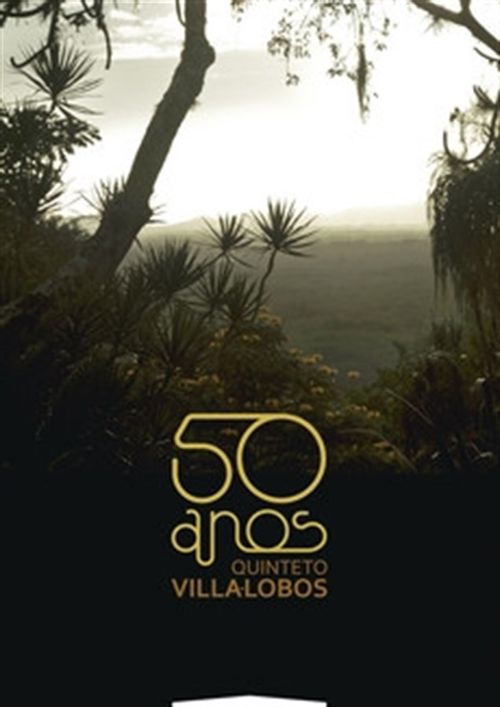 DVD Quinteto Villa-Lobos - 50 anos