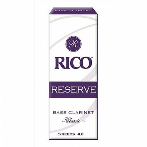 """Palheta 4.0 """"Rico Reserve Classic"""", Clarone Baixo, Unidade."""