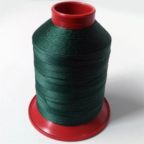 Linha de nylon fina, carretel 660 m - Cor: Verde Escuro