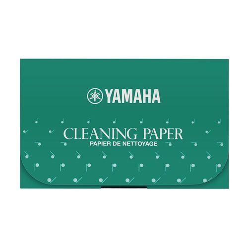 Papel de Limpeza para Sapatilhas, Yamaha, 70 folhas