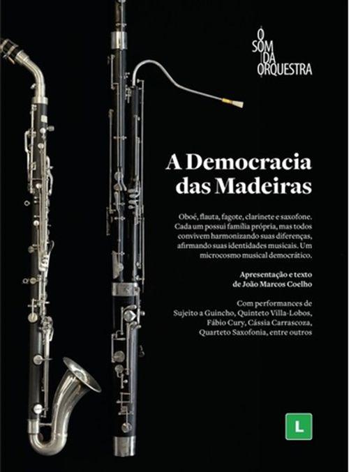 DVD A DEMOCRACIA DA MADEIRAS