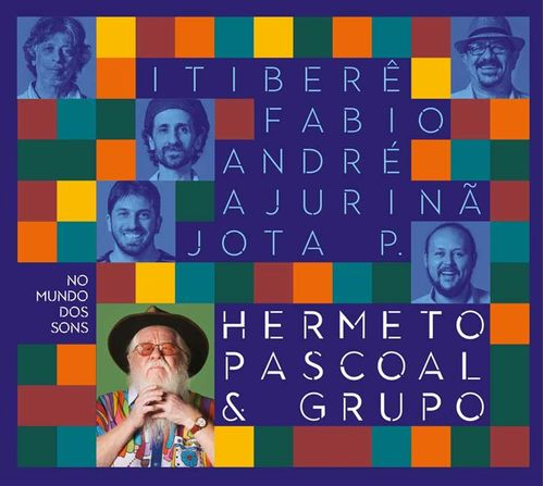 CD Hermeto Pascoal & grupo - No Mundo dos Sons. CD Duplo