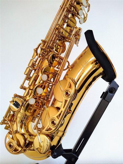Sax Alto Yamaha YAS62 - Semi-novo!