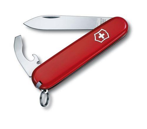 Canivete Victorinox p/ raspagem de palhetas, tam. médio, chanfro duplo, un.