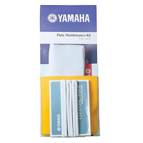 Kit de Limpeza Yamaha para Flauta Transversal