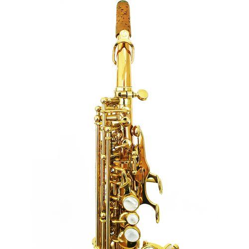 Sax Soprano  Yanagisawa  mod. S-992 - Semi-novo!