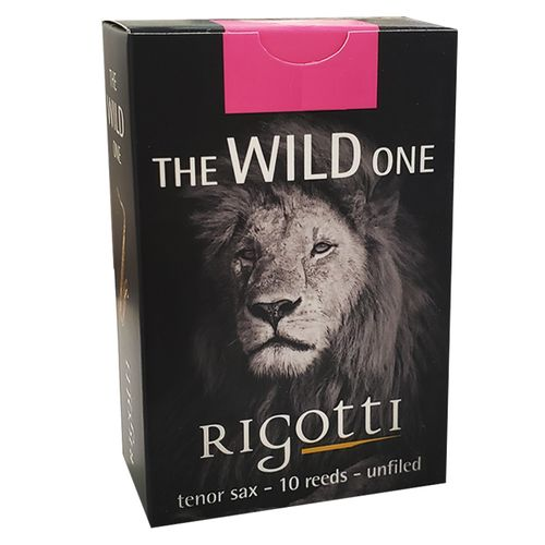 "Palheta 2 Medium ""Rigotti Wild"", sax tenor, unid."