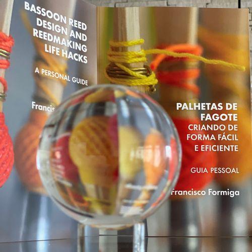 """Método para """"Palhetas de Fagote"""", por Francisco Formiga"""