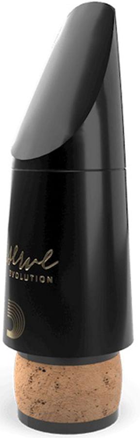 Boquilha Clarinete Bb D'Addario Reserve Evolution, 442hz