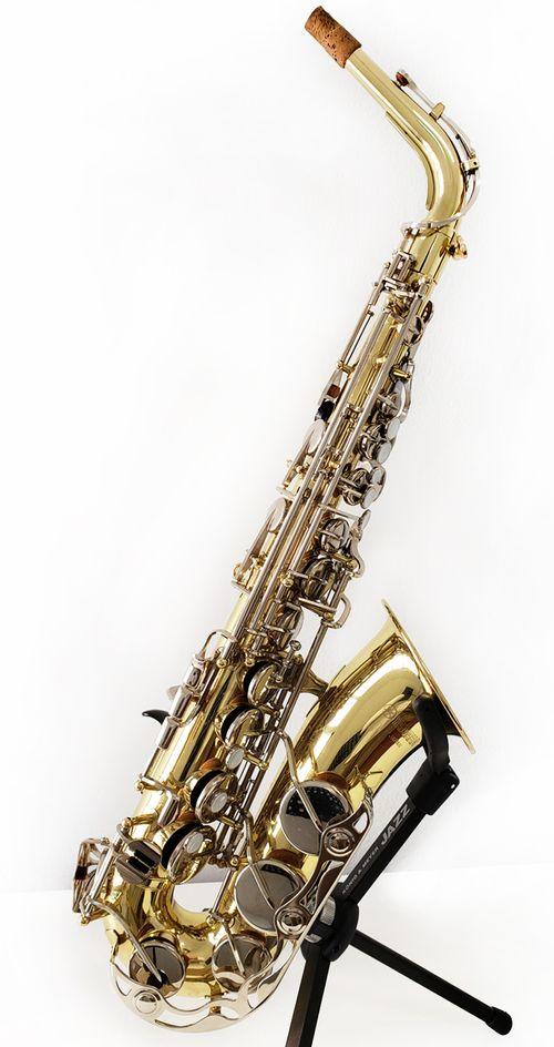 """Sax Alto """"Yamaha"""", modelo """"YAS-23"""", - Usado!"""