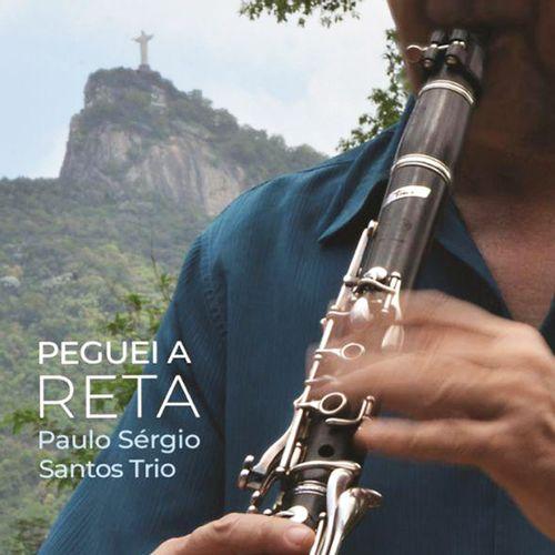 1- CD Paulo Sérgio Santos Trio - Peguei a Reta