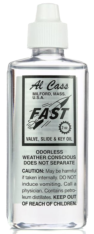 Óleo para válvula/rotor, Al Cass Fast. (2oz) 56.7ml.