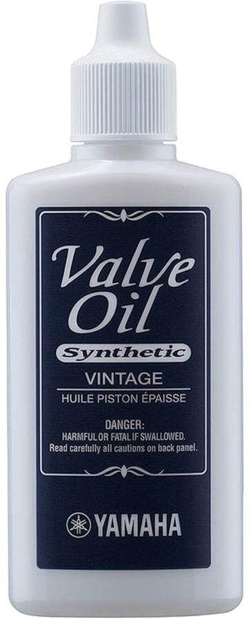 Óleo lubrificante (Valve Oil) Vintage, Yamaha, 60ml