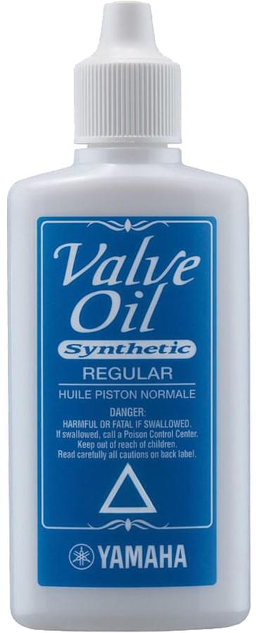 Óleo lubrificante (Valve Oil) Regular, Yamaha, 60ml
